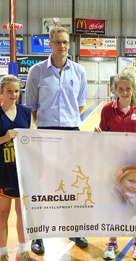 STARCLUB - Club Development Program